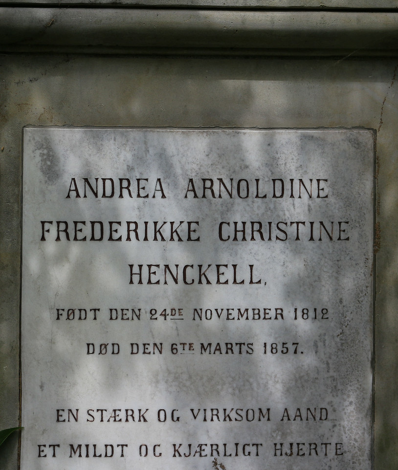 Assistens Kirkegård, sikke et navn.
