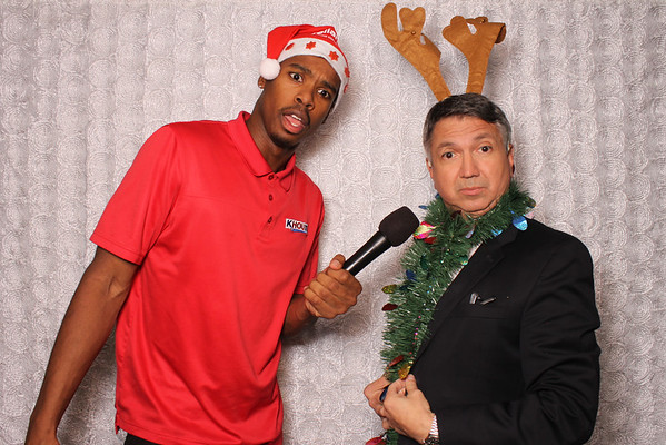 KHOU 11 Holiday Party 12-13-13