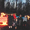 Debbie Blank | The Herald-Tribune<br /> Everyone was in a great mood during this new winter activity.