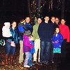 Debbie Blank | The Herald-Tribune<br /> The Jim and Betty Frey family arrived early. The Festival of Lights lasted from 5:30-9 p.m.