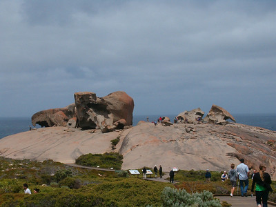 Remarkable rocks are one of the best known icons of Kangaroo Island.