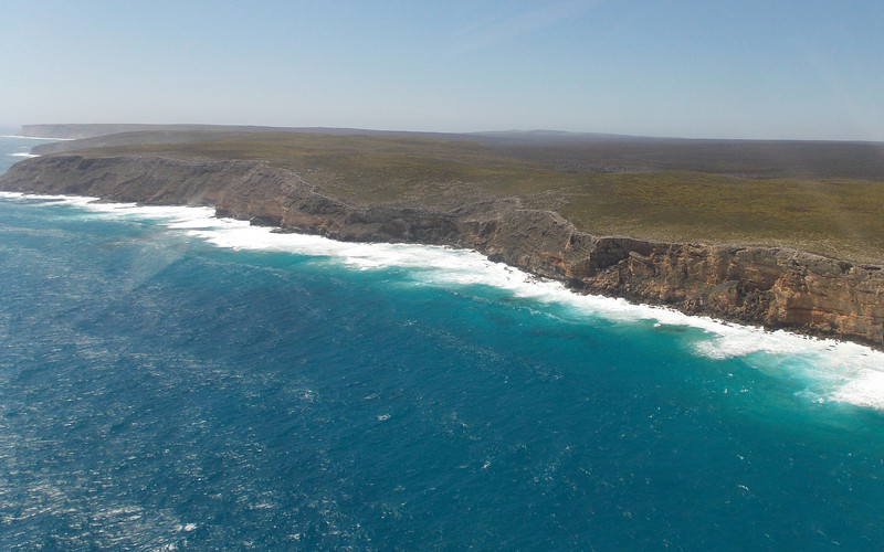 This was really a stunning part of the trip along the coast. Those cliffs are 500 feet high