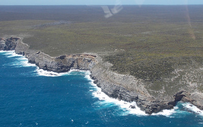 The dramatic cliffs along the coast are something to take with one forever