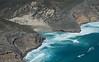 Snake Lagoon where the Rocky River enter the ocean