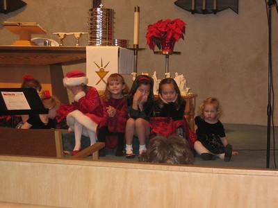 Katie's Christmas Choir