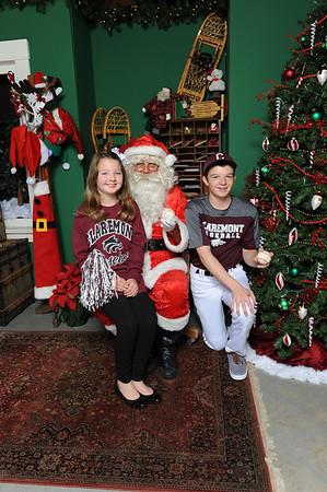 Keeler Santa