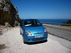 Our little Matiz. Handy for getting round the island and you don't need anything bigger as you barely get over 30mph anywhere