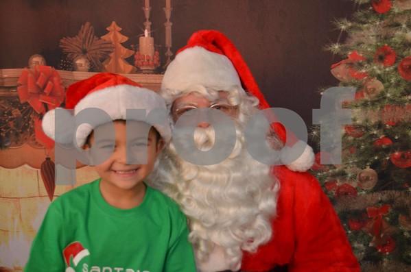 Kelly L's Kids Christmas Pics