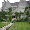 June 2009. Kelmscott Manor, Oxfordshire, England. The home of William Morris, of Arts and Crafts Movement fame.