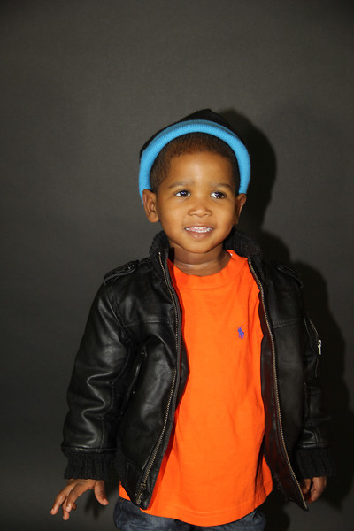 Khalil Christmas shoot 2012