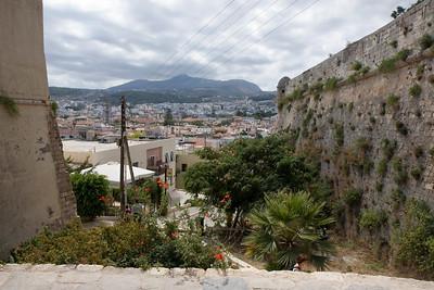Vakantie Kreta. Dagje Rethymno.