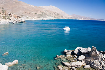 Vakantie Kreta. Prevelli Beach.