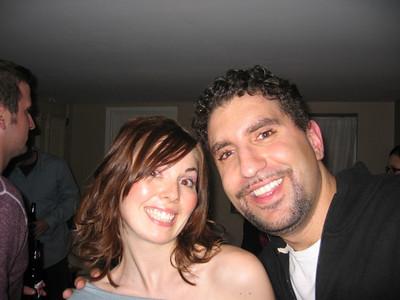 Jen and Barak
