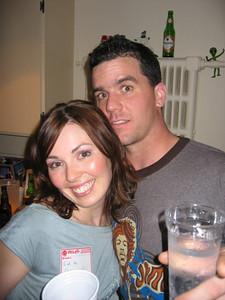 Jenn and Geof
