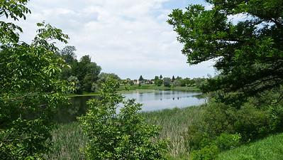 Cigoc, Zicht op de Sava Rivier