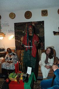 Kwanzaa Dec 27, 2006.  Wichita, Ks.