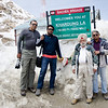 At Khardungla - 18.5K !