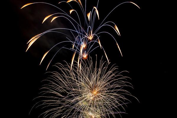 LaGrange IL // July 3 2018 // Fireworks
