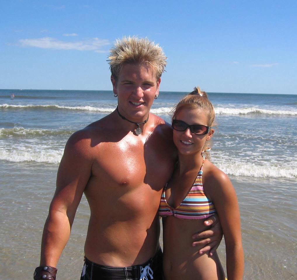 Brad & Laura