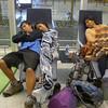 7 hours in Delhi Airport