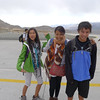 On the ground in Leh Airport