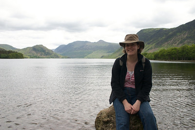 Laura by Crummock Water