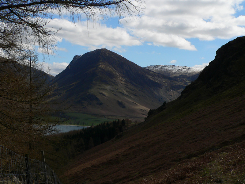 Above Buttermere