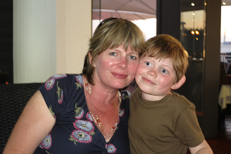 Mummy & Toby
