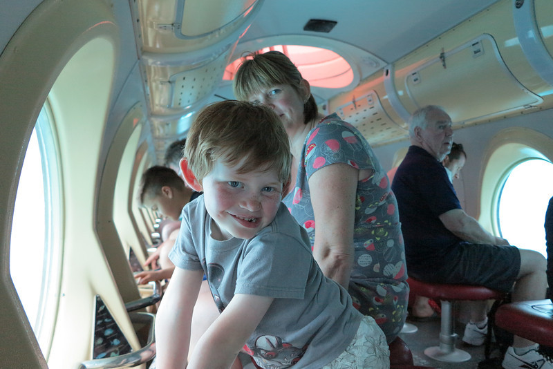 Submarine adventure