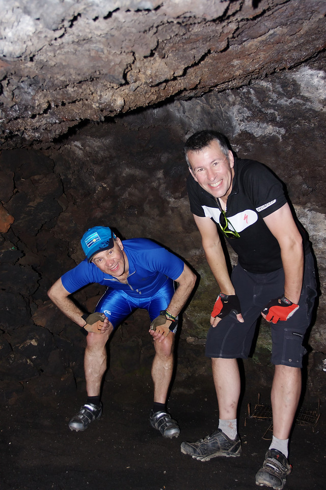 we found a hole