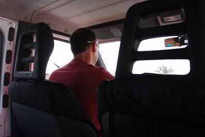 who let im loose in a van