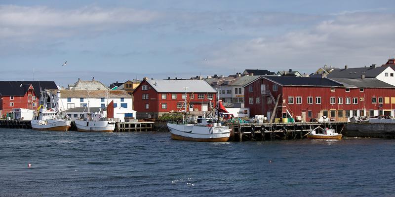 Vardoe Harbour