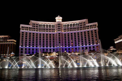 The Bellagio Fountains-3