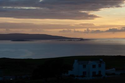 Sunset, Uig Skye