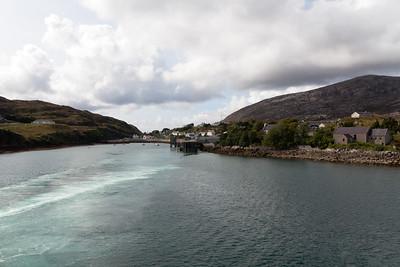 Tarbert, Harris to Uig Skye