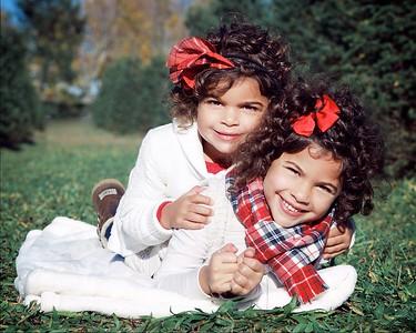 Lily & Kaia