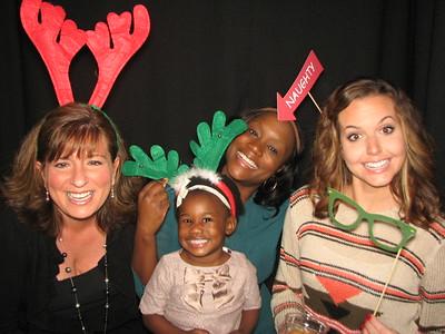 Links at Stono Ferry Holiday Party