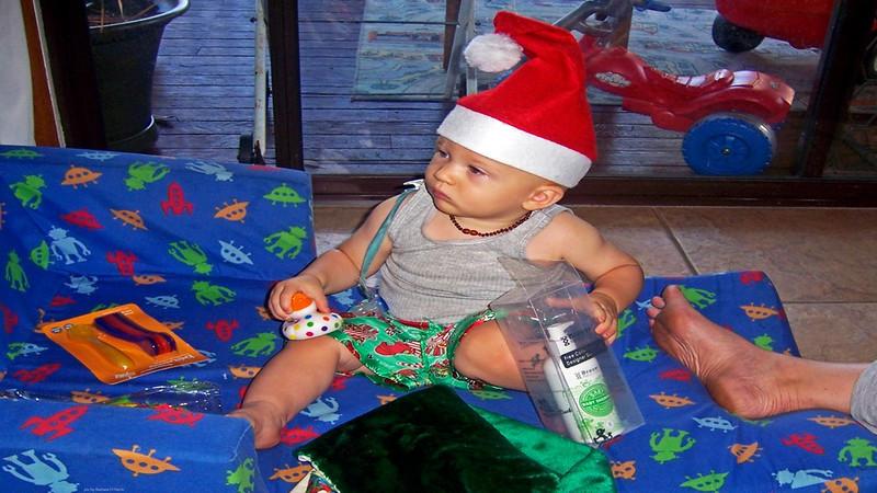 Logan Christmas New Year 2012 / 2013