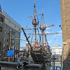 001 Drake's 'Golden Hind'