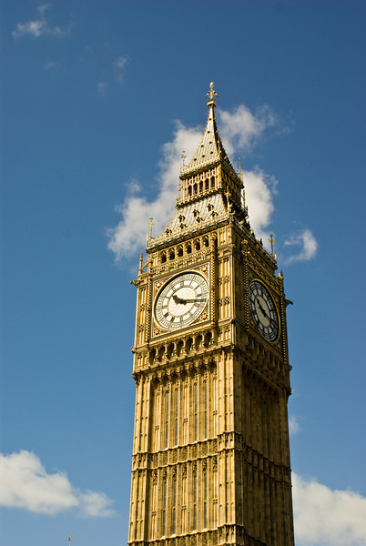 Big Ben in all it's glory!