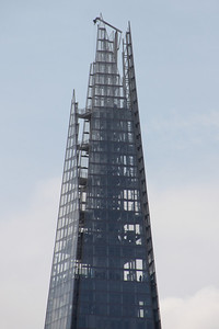 The Shard 21 April 2013