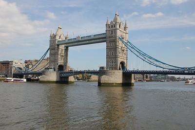 Tower Bridge. 21 April 2013
