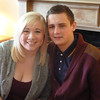 Lunch at Bodkin House hotel - Sophie and Ryan