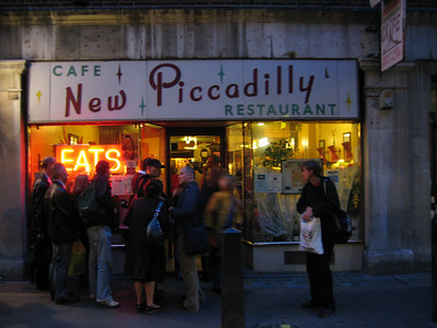 Demise of the Picadilly
