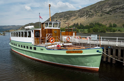 Lady Wakefield at Glenridding