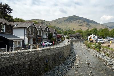 Glenridding Flood Defences