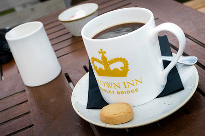 Coffee in Pooley Bridge