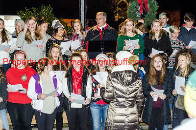 Mariemont Tree Lighting 2017-12-2-12