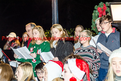 Mariemont Tree Lighting 2017-12-2-17