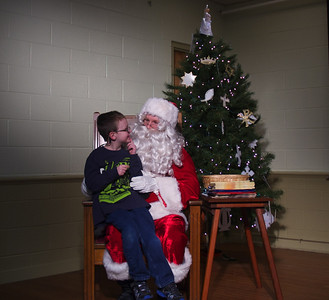 Lunch with Santa 2012